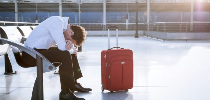 Avoid the effects of jet lag with our tips for business travellers.