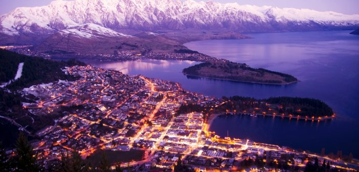 Get to Queenstown for an adventurous getaway this winter.
